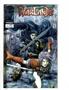 Warlands #1  Image Comic Book 1999 NM