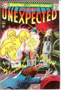 UNEXPECTED (TALES OF) 99 (ls) FINE March 1967 COMICS BOOK