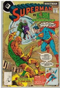 SUPERMAN 327 (WHITMAN)  VG Sept. 1978