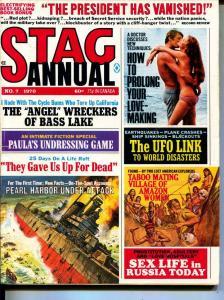 Stag Annual-1971-Pussycat-Massacres-UFO's-Sex-Adventure