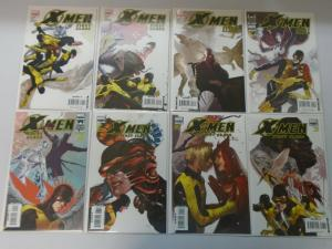 X-Men First Class set #1-8 8.0/VF (2006 1st Series)