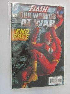 The Flash #1 8.0 VF (2001)