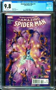 Amazing Spider-Man #11 CGC Graded 9.8