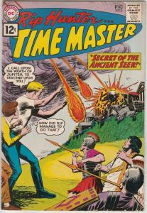 Rip Hunter Time Master #6 (Feb-62) VF High-Grade Rip Hunter, Jeff, Bonnie