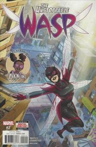 Unstoppable Wasp, The #2 VF/NM; Marvel   save on shipping - details inside