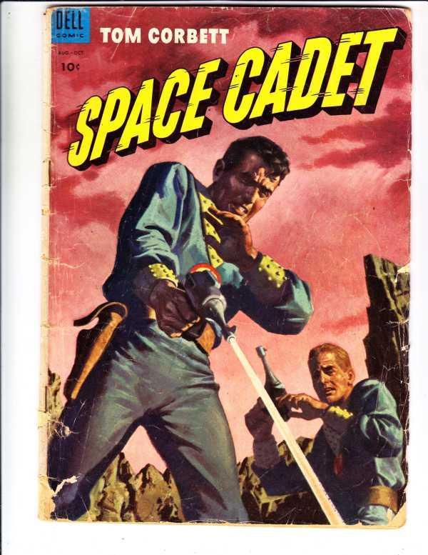 Tom Corbett Space Cadet #7 (Oct-53) GD/VG Affordable-Grade Tom Corbett