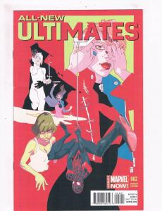 Ultimates # 2 NM 1st Print Wimberly 1:25 Variant Cover Marvel Comic Book S65