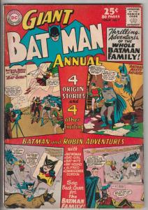 Batman Annual #7 (Jul-64) FN+ Mid-High-Grade Batman