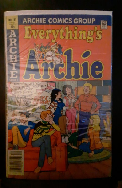Everything's Archie #81 (1980)