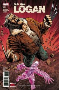 Old Man Logan (2nd Series) #40 VF/NM; Marvel | save on shipping - details inside