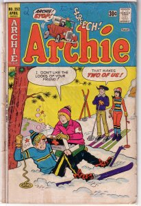 Archie   vol. 1   #252 GD