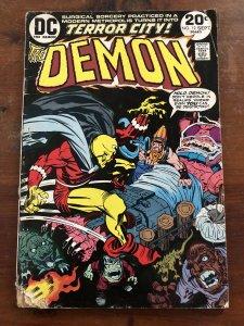 The Demon #12 (1973)