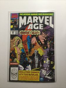 Marvel Age 88 Near Mint Nm Marvel