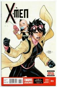 X-Men #13 (Marvel, 2014) VF/NM