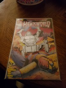Hawkworld annual 1991 #2