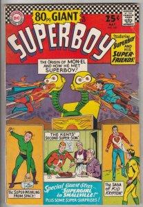 Superboy #129 (May-66) VF High-Grade Superboy