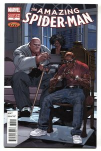 Amazing Spider-Man #11 2015-LUGZ Birdman variant cover