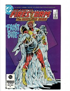 The Fury of Firestorm #20 (1984) SR7