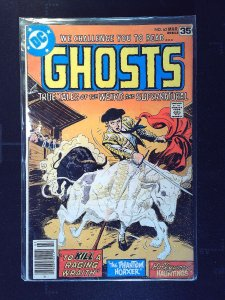 Ghosts #62 (1978)