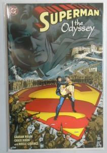 Superman The Odyssey #1, 8.0/VF (1999)
