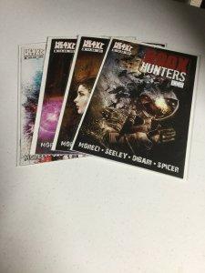 Hoax Hunters 2 3 4 5 Nm Near Mint Heavy Metal Comics