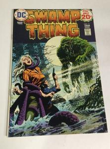 Swamp Thing 11 Nm Near Mint DC Comics Bronze Age