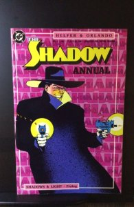 The Shadow Annual #1 (1987)