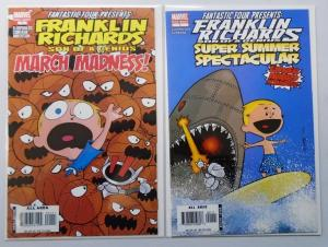 Franklin Richards: March Madness + Summer Special, 8.0/VF (2006+2007)
