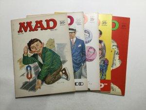 Mad Magazine 110 119 122 127 130 Vf Very Fine 8.0 Entertaining Comics