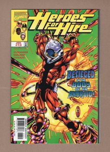 Heroes for Hire #13 (1998) NM