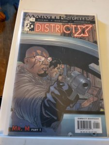 District X #1 (2004)