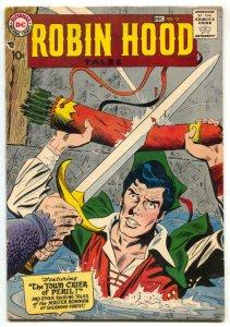 Robin Hood Tales #12 1957- DC comics FN