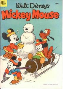 MICKEY MOUSE 29 F-VF   March 1953 COMICS BOOK