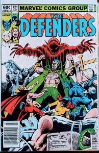 The Defenders #121 (1983)
