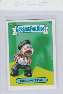 Garbage Pail Kids Shadowy Stan 135b GPK 2013 Brand New Series 3 trading card