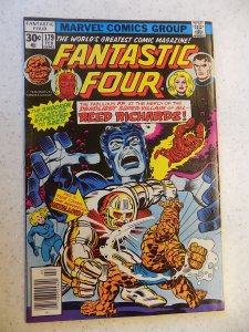 FANTASTIC FOUR # 179 MARVEL BRONZE ACTION THING TORCH FN