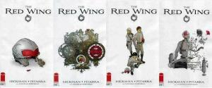 RED WING (2011 IM) 1-4  the COMPLETE series!