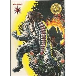 1993 Valiant Era ETERNAL WARRIOR #1 - Card #105