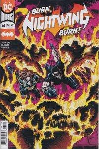 Nightwing (2016 series) #61, NM + (Stock photo)