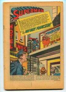 SUPERMAN #72 1951-DC-P/FR