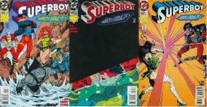 SUPERBOY (1994) 13-15  Watery Grave