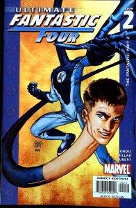 Ultimate Fantastic Four #2 (2004)