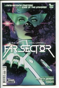 FAR SECTOR (2019 DC) #1 Cover A First Print 1st Sojourner Green Lantern NM