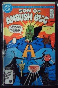 Son of Ambush Bug #4 (1986)