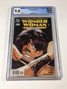 Wonder Woman (Volume 2) #152 CGC 9.8