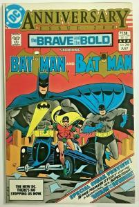 BRAVE & THE BOLD#200  VF/NM 1983 FIRST KATANA DC BRONZE AGE COMICS