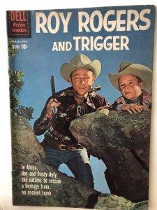 Roy Rogers 136,VGF,Manning Art