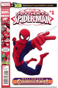 ULTIMATE SPIDER-MAN #1 Halloween Comicfest, Promo, 2013, NM, Marvel