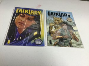 Fair Lady 1 2 Nm Near Mint Image Comics