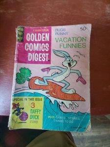Golden Comics Digest #30 1973